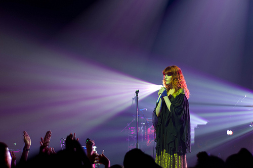 BRAND NEW FLORENCE + The Machine!