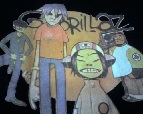 NEW Gorillaz song features Jack Black!