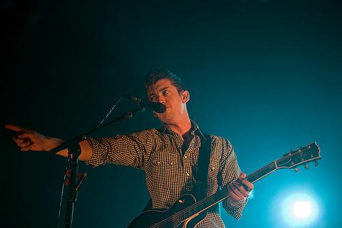 NEW Arctic Monkeys on Fallon