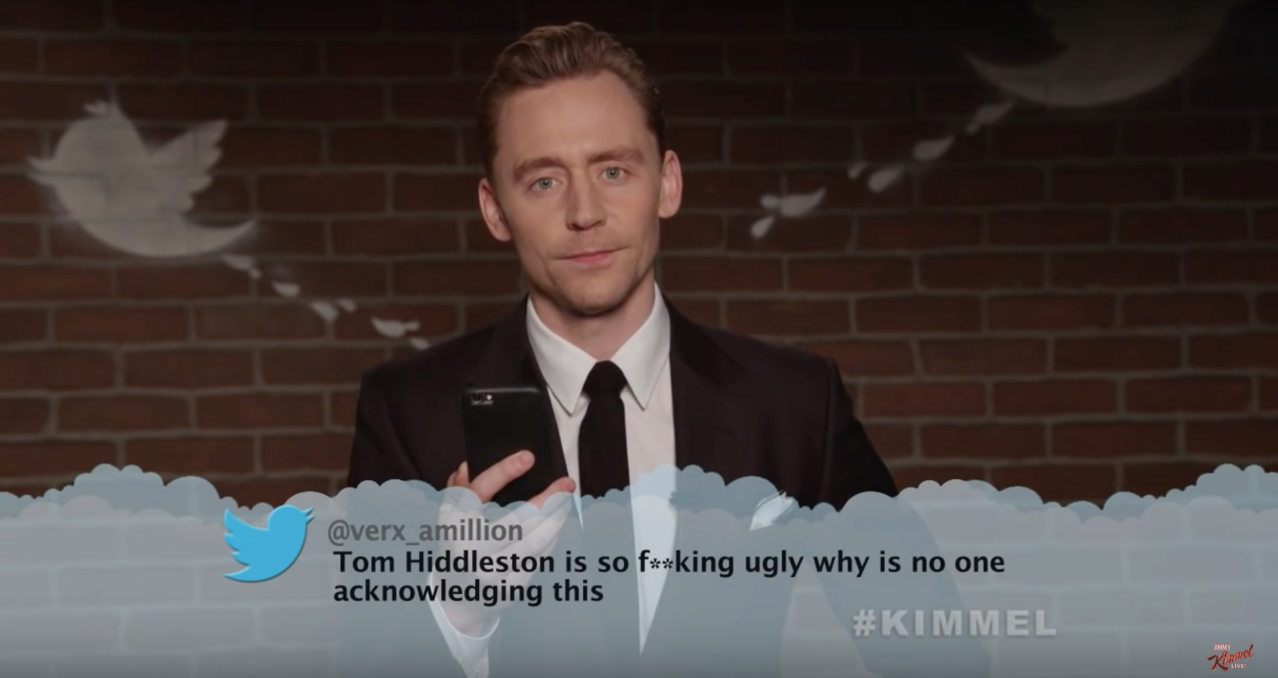 Mean Tweets - Avengers Edition