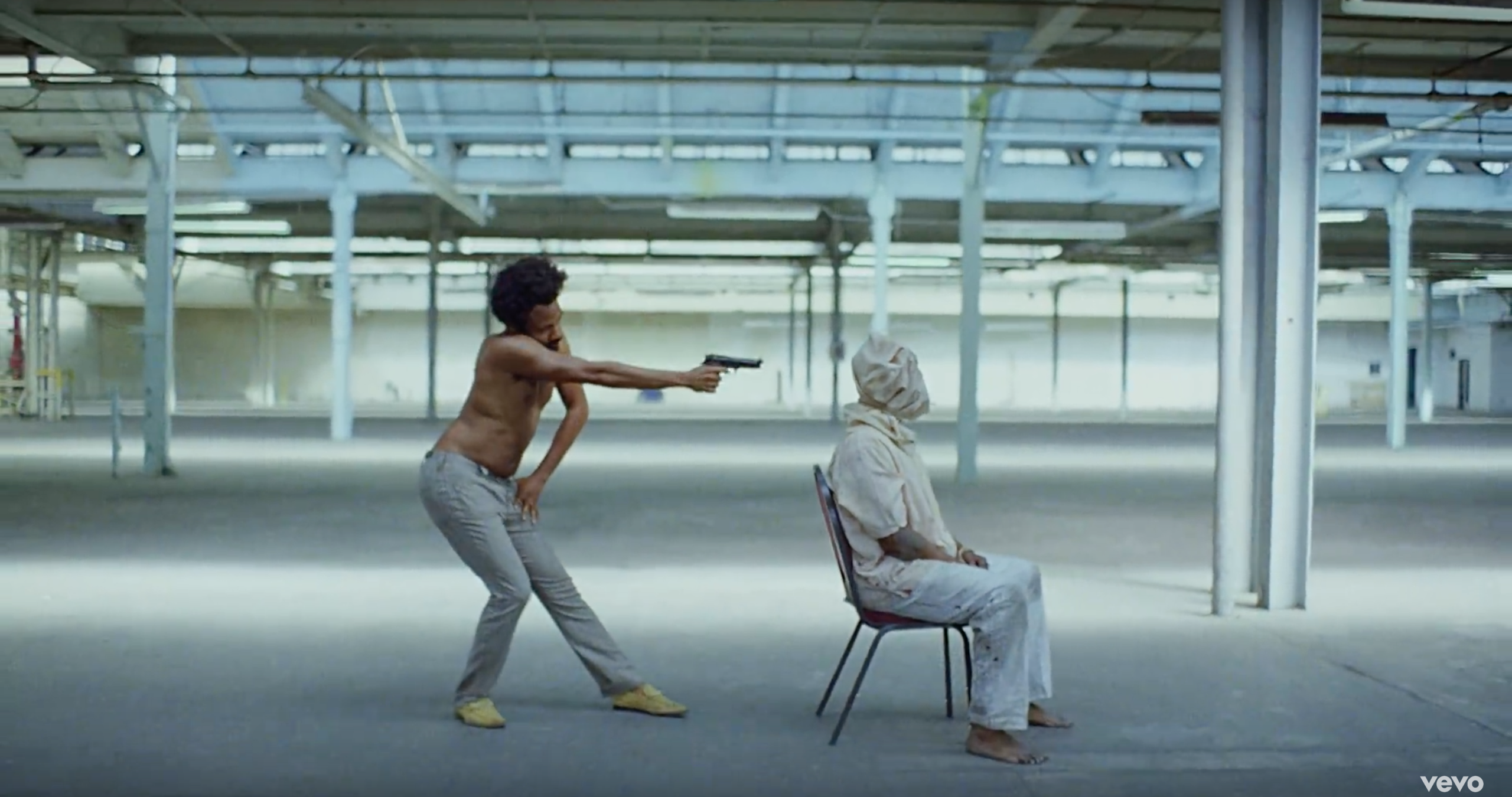 "Childish Gambino Releases New Video For ""This Is America"""