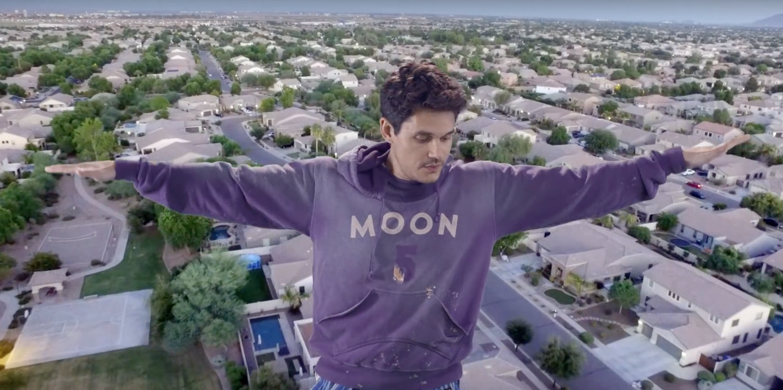 The New John Mayer Video Is Hilarious