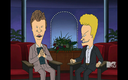 Portugal. The Man and Beavis and Butthead