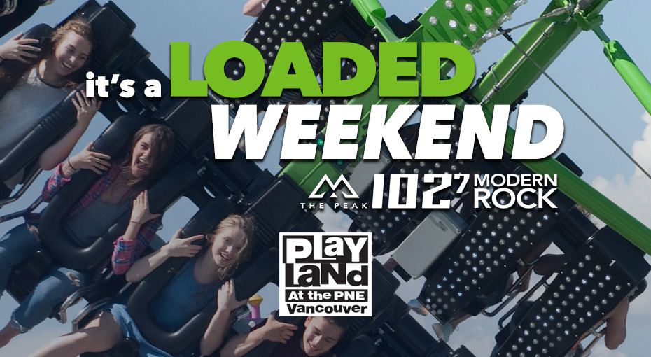 It's a Loaded Weekend with Playland