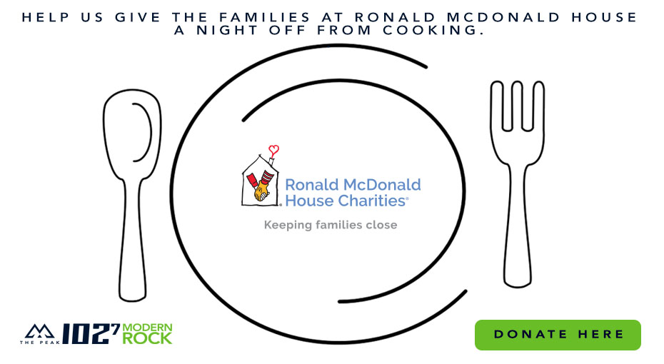 Feature: https://www.gofundme.com/ronald-mcdonald-house-family-meal