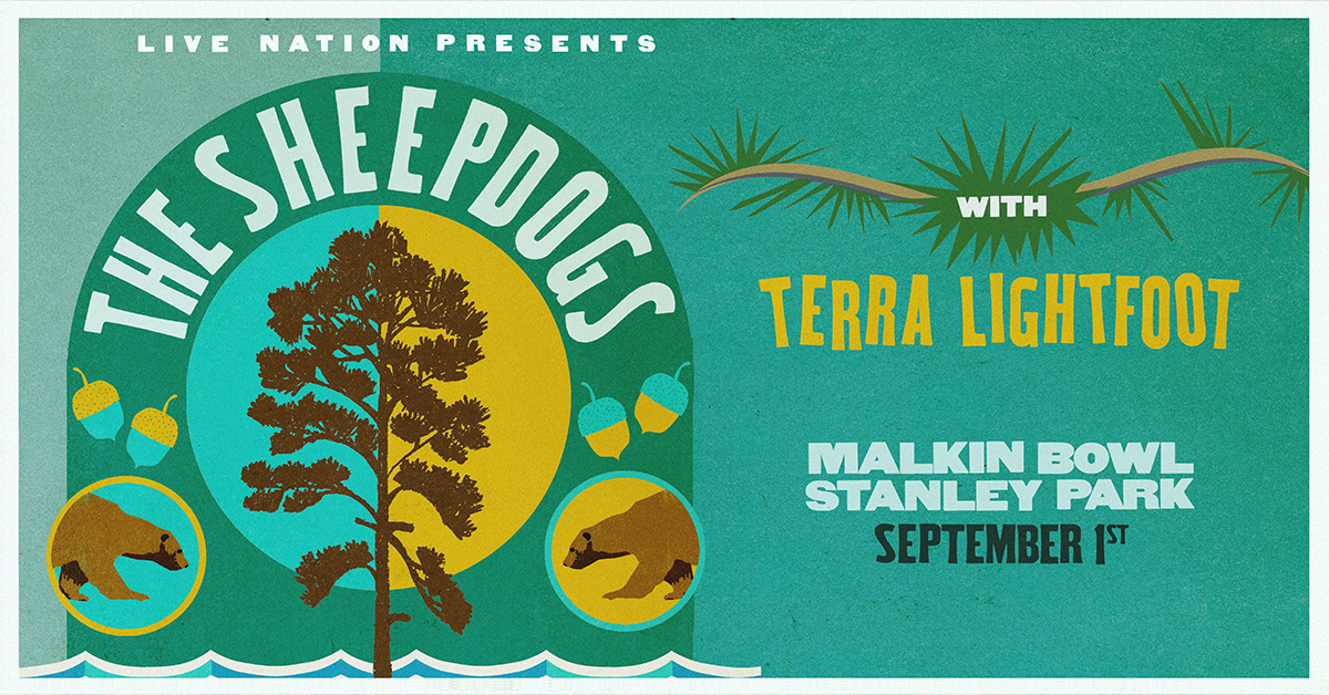 Sheepdogs Playing Malkin Bowl On September 1st