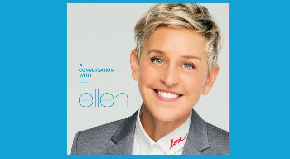 Win tickets to see Ellen DeGeneres!