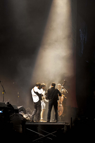 Mumford and Sons cover Radiohead