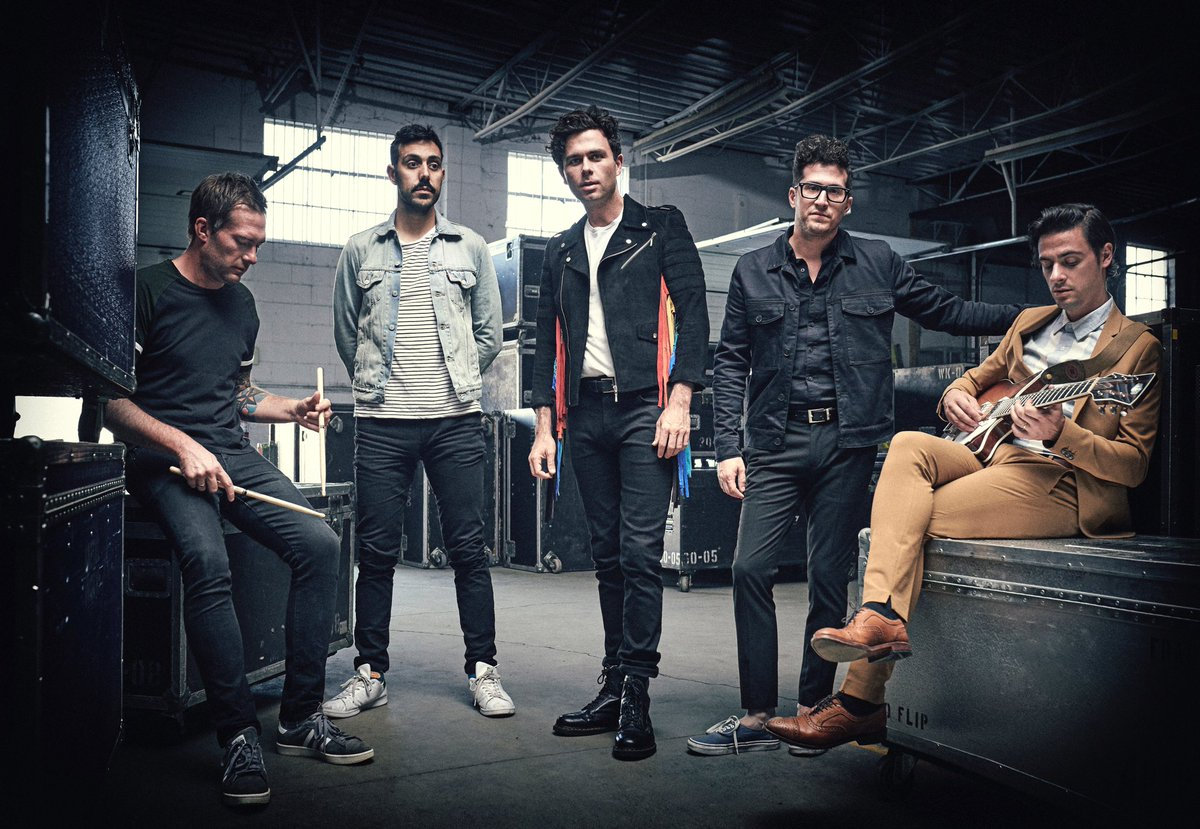 Max From Arkells Chats About RELENTLESS