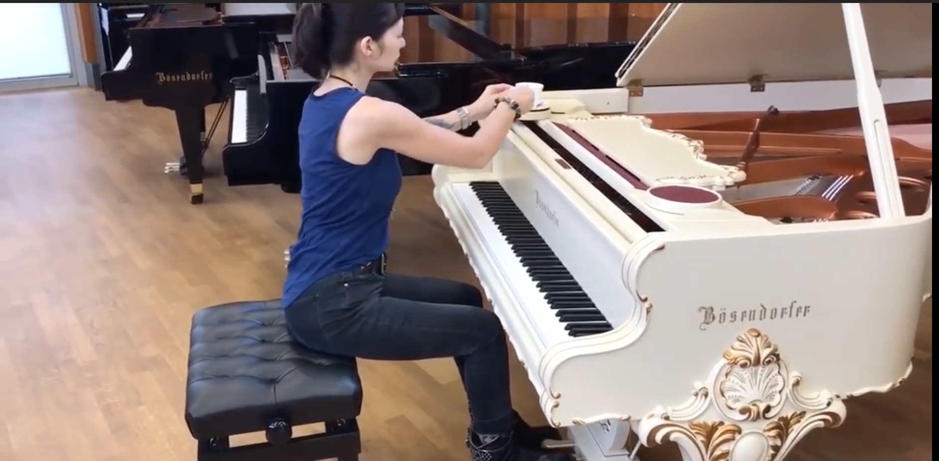 Chop Suey by SOAD On A Grand Piano