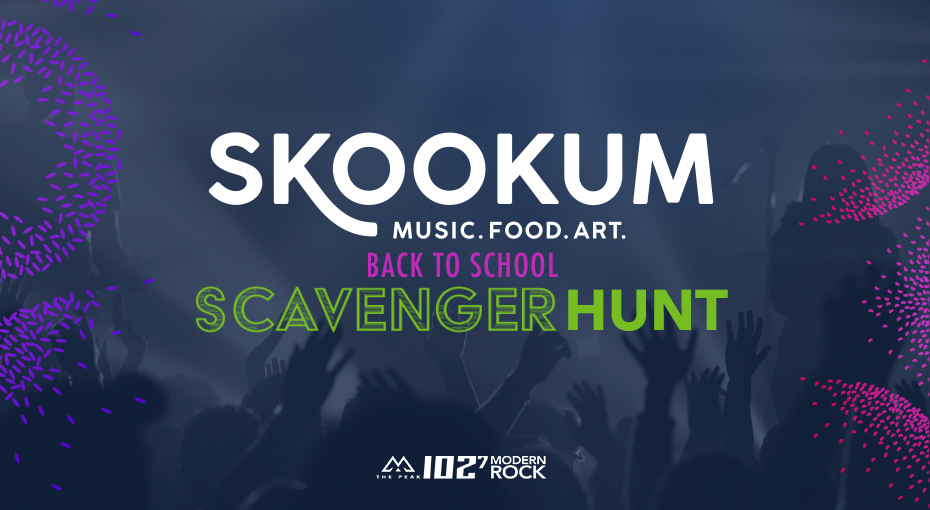 SKOOKUM Scavenger Hunt