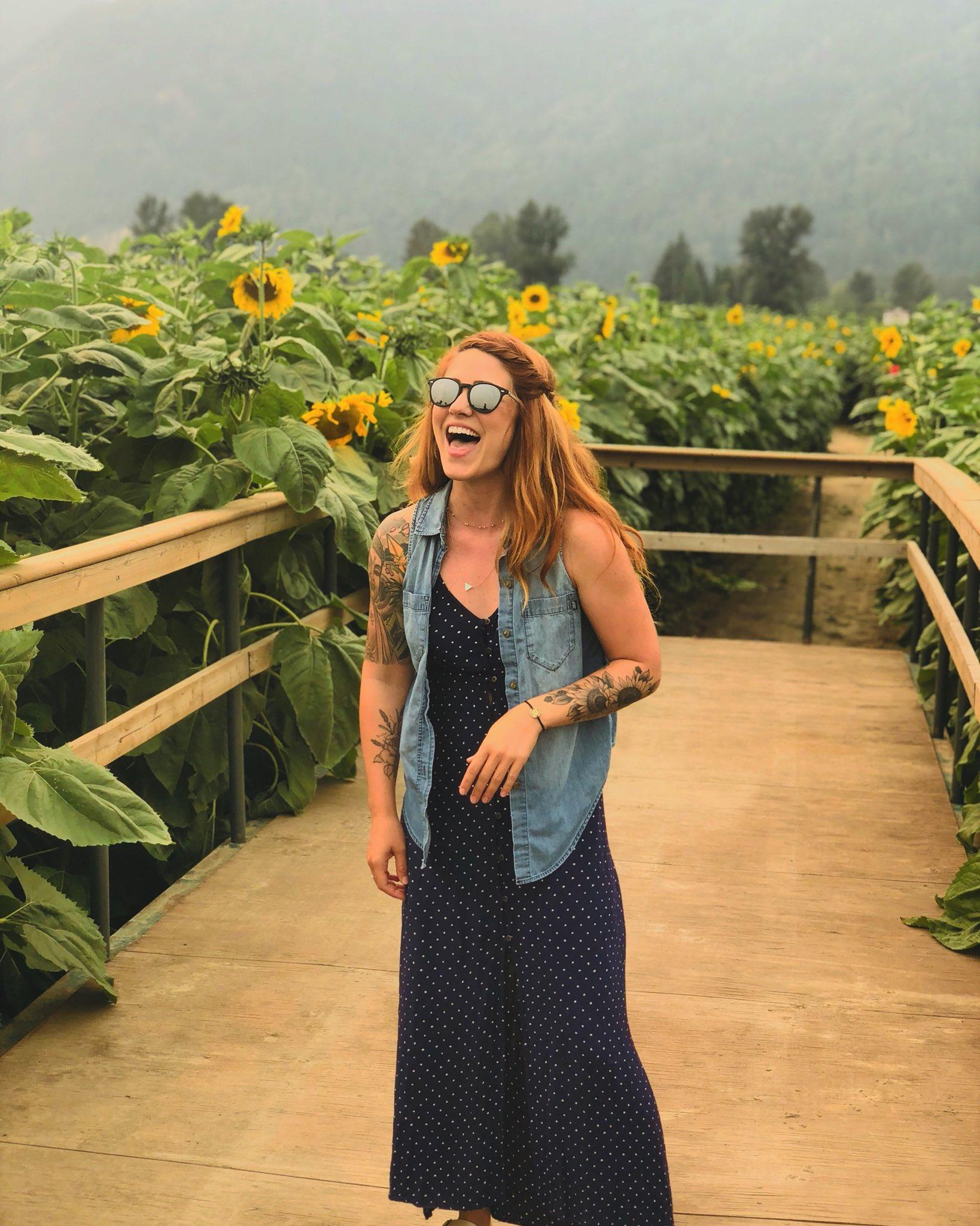 Preview: Chilliwack Sunflower Festival