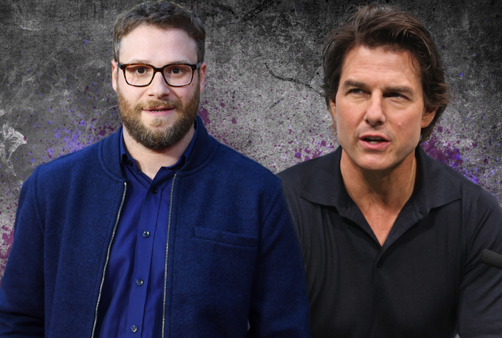 Seth Rogen Taught Tom Cruise About Internet Porn