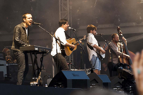 Brand New Mumford and Sons song!