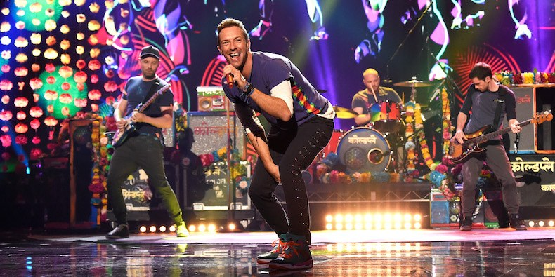 WATCH: Coldplay's New 20 Year Career Spanning Documentary
