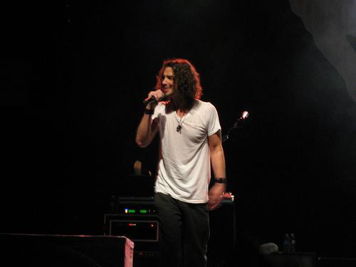 Chris Cornell tribute in LA!