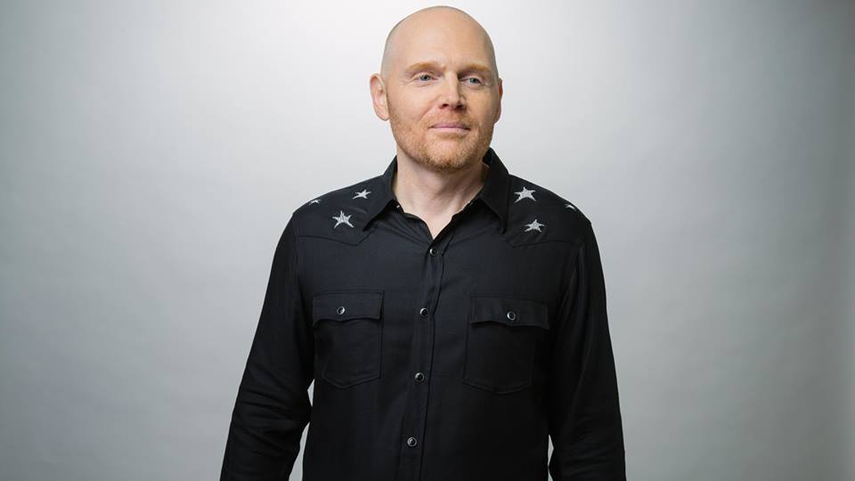 Bill Burr eats hot wings