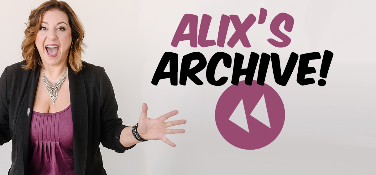 Alix's Archive