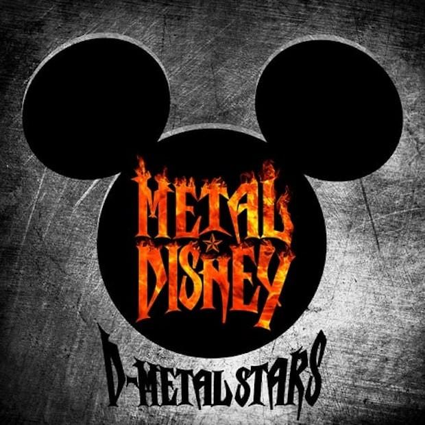 So Disney released a Metal album...