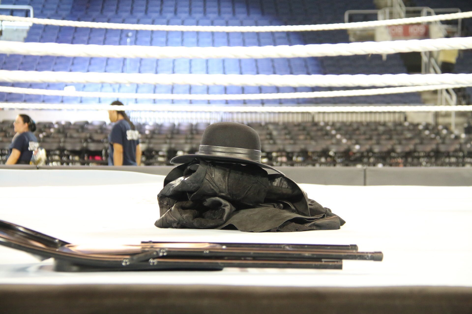 The Undertaker has retired from WWE