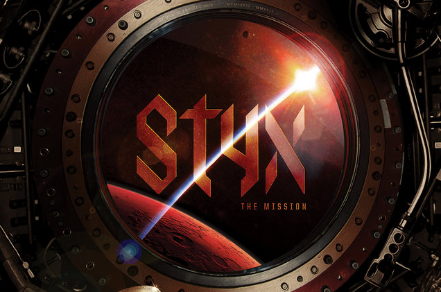 Styx is back! Gowan is back! I'm excited!