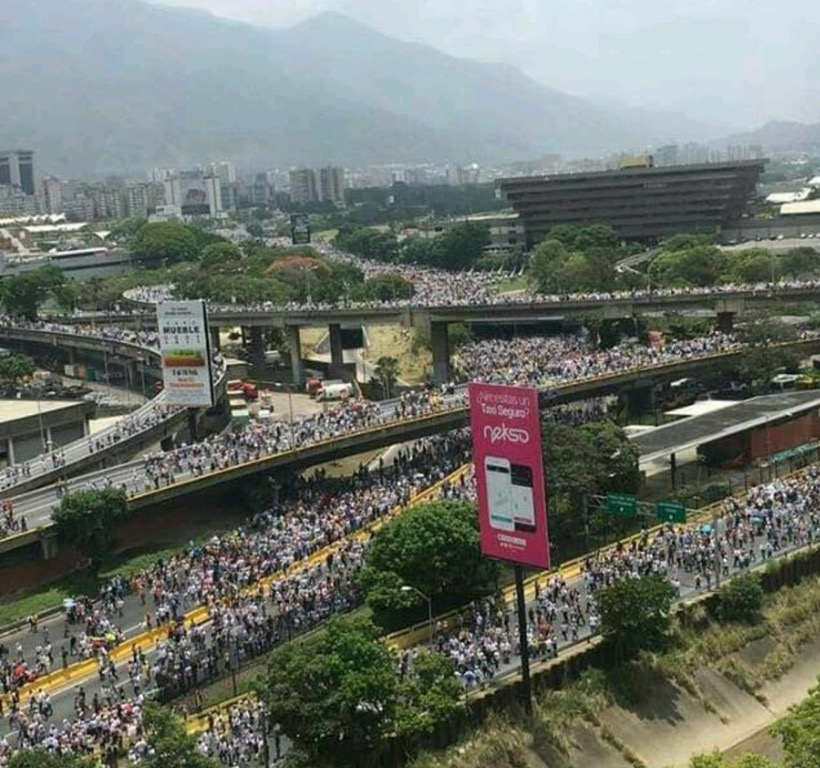 What's going on in Venezuela?