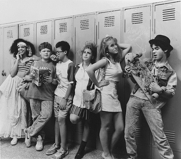 Re-Live Degrassi Junior High!