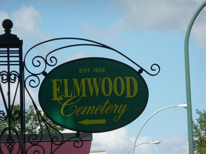 ElmWood Cemetery's Fence Getting A MakeOver