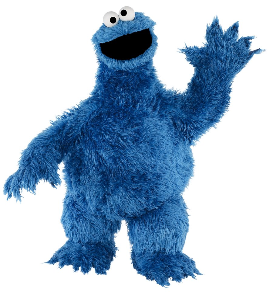 COOKIE MONSTER VS. BISCUIT MONSTER? Allo Allo!!!