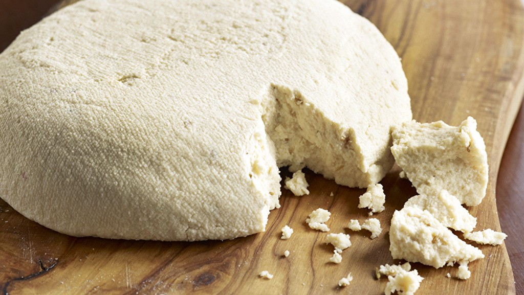 Home Made Ricotta Cheese  - Watch This and Make Dinner Delicious!