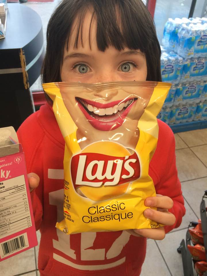 Could chips get even MORE FUN? YES THEY CAN!!