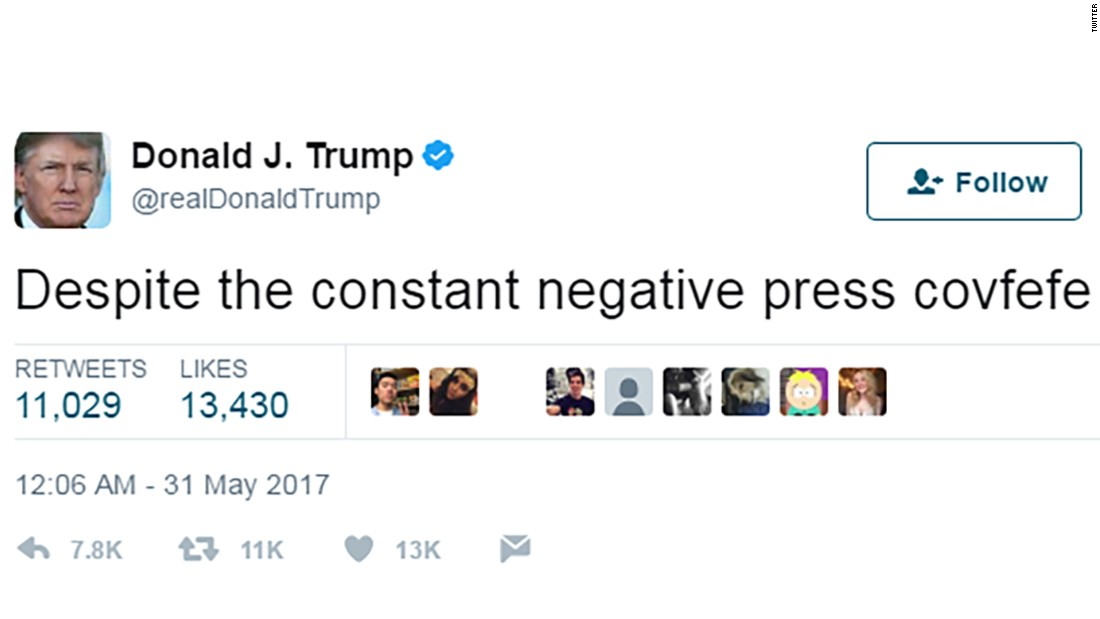 """""""COVFEFE"""" - This is too funny. Watch the vid. and see what Spicer's answer is when asked....well, just watch it!"""