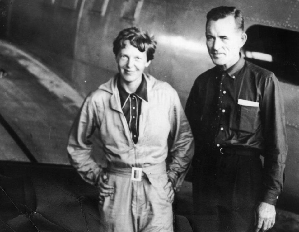 Bone-Sniffing Dog Detectives Join the Hunt for Amelia Earhart's Remains