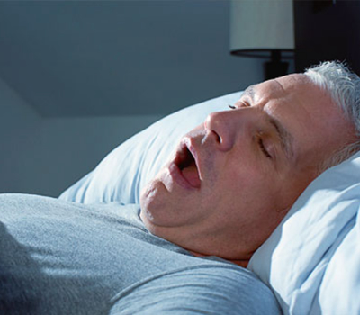 Snoring can be ....CATCHY!