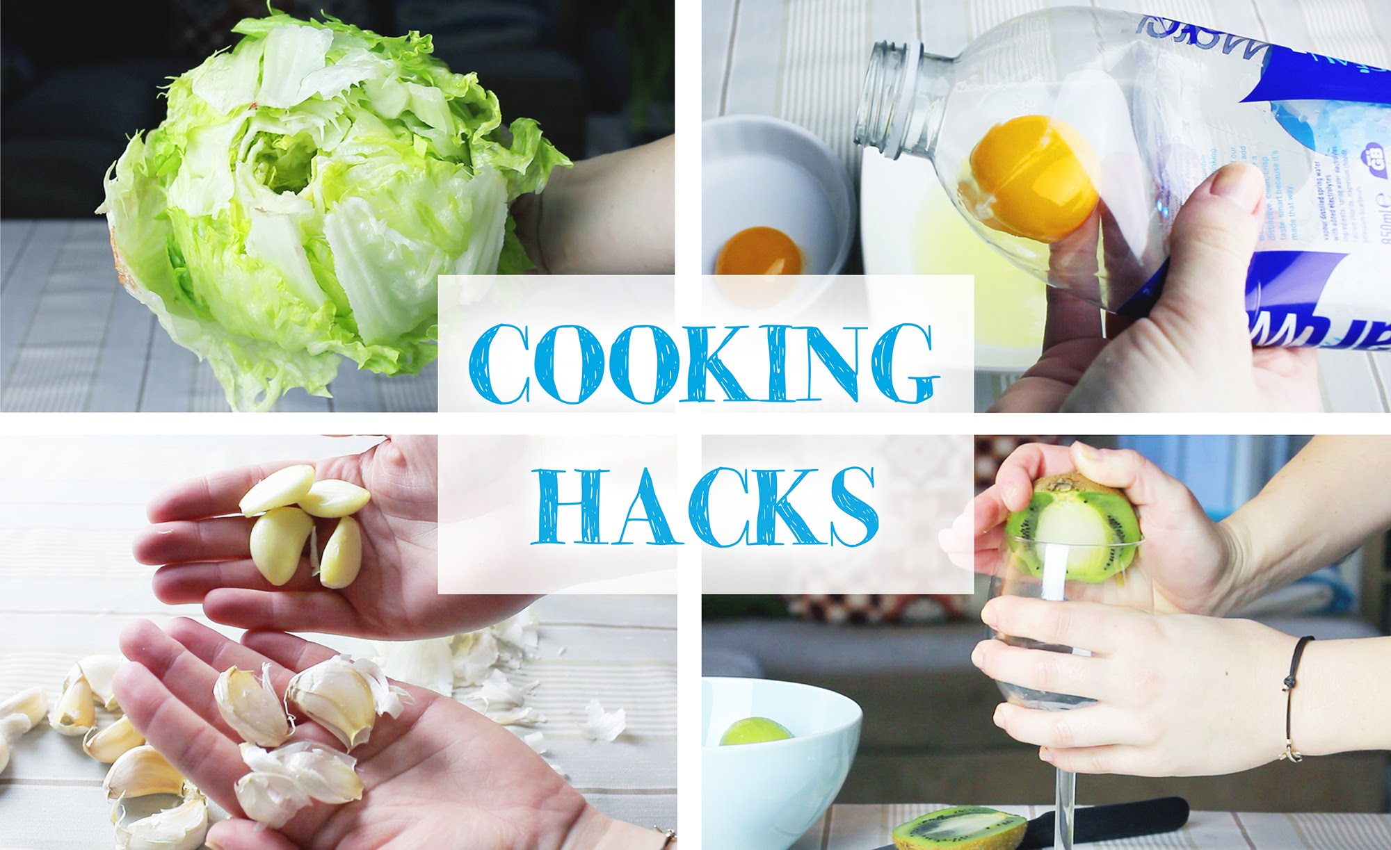 LIFE HACK TUESDAY: COOKING EDITION!