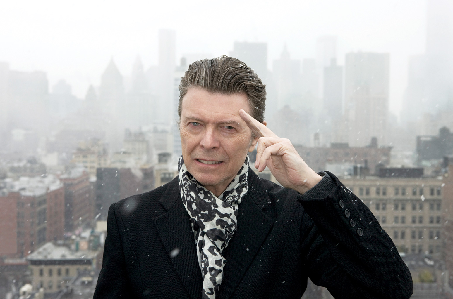 The Teaser Trailer For David Bowie's Documentary  ' The Last Five Years ' is Here.
