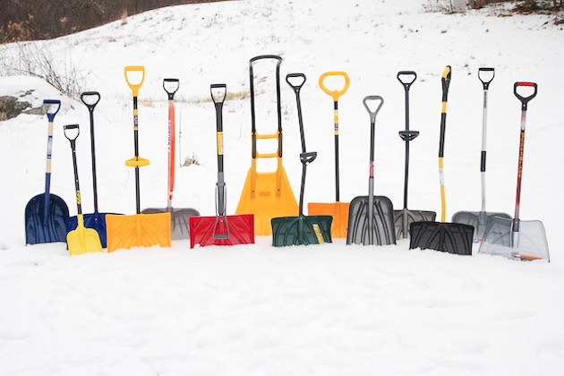 The Search For That Perfect Shovel