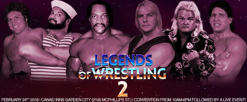 Attention 80's/90's Wrestling Fans!