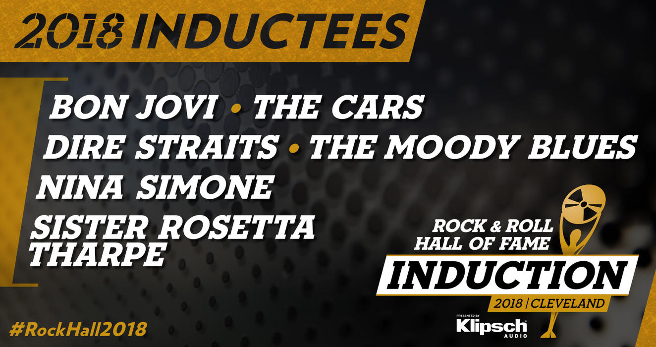 Check out some of the highlights of the RRHOF Induction Ceremony!