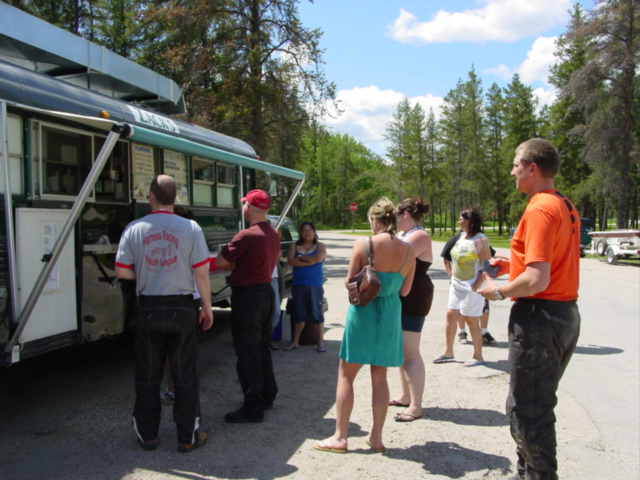 Is your traditional stop on the way to the Whiteshell/LOTW going away?