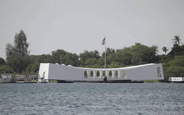 USS Arizona Memorial at Pearl Harbour Closed Indefinitely