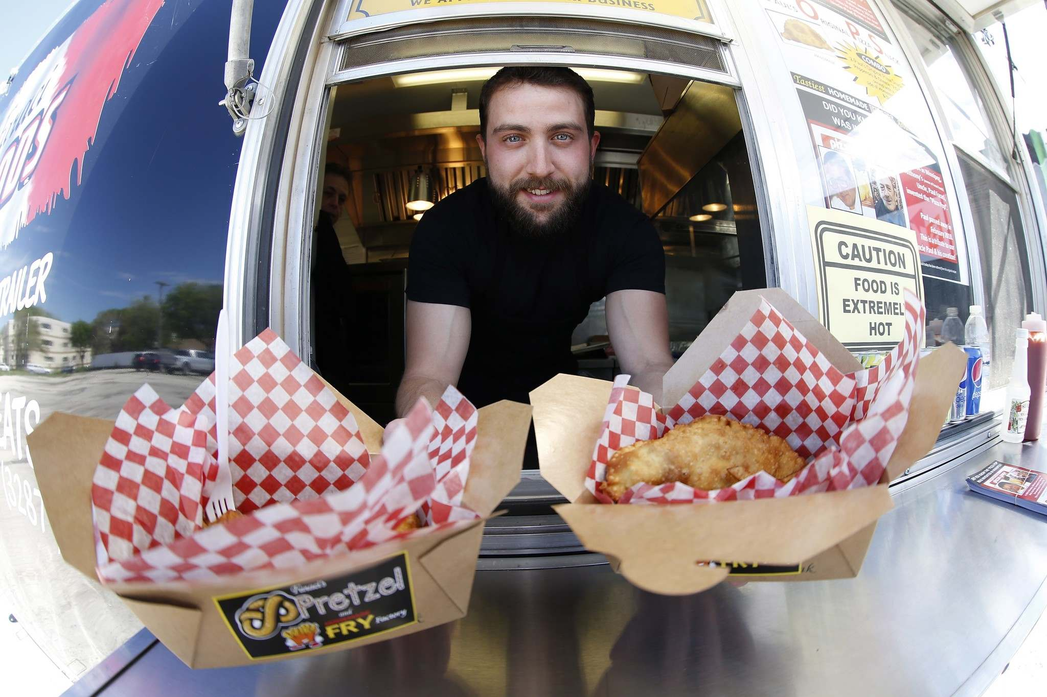 The original pizza pop is back in Winnipeg where it was first concocted!