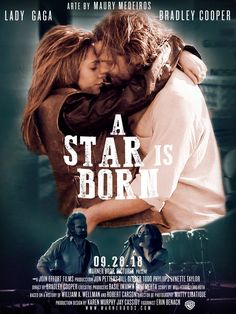 Bradley Cooper and Lady Gaga in A STAR IS BORN - Trailer