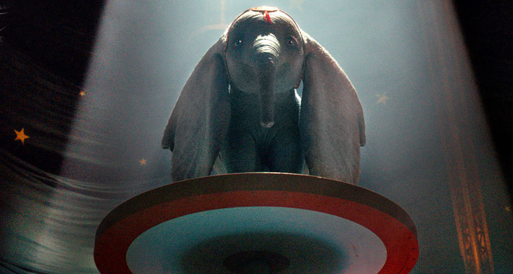 DUMBO LIVE ACTION TRAILER IS HERE!!!!