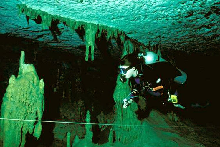 Professional cave diver explains why the Thai rescue is so miraculous.