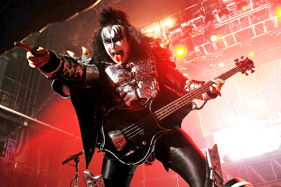 Gene Simmons refuses to allow former members to wear stage makeup.