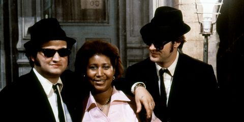 Aretha in The Blues Brothers : A CLASSIC SCENE!