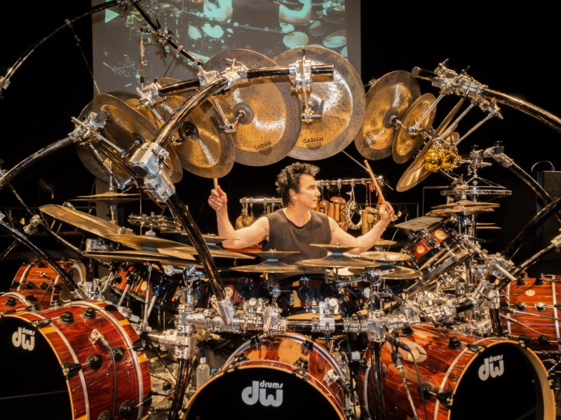INTERVIEW: Legendary drummer Terry Bozzio.