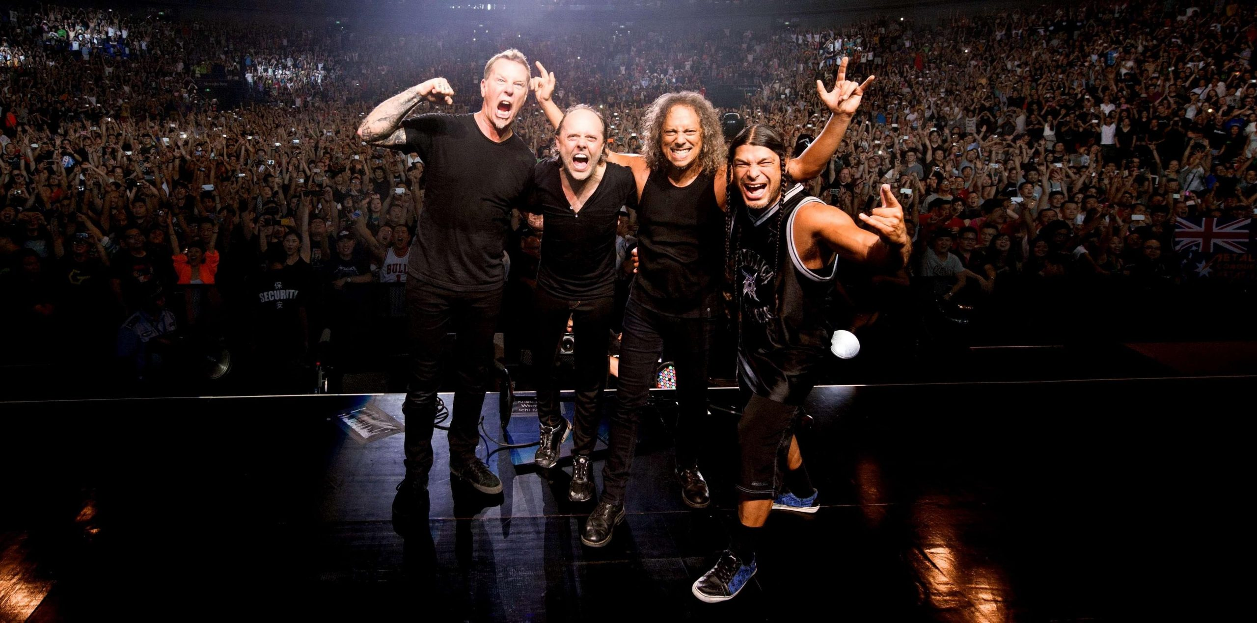 Metal monsters Metallica have inspired many Manitoba musicians.