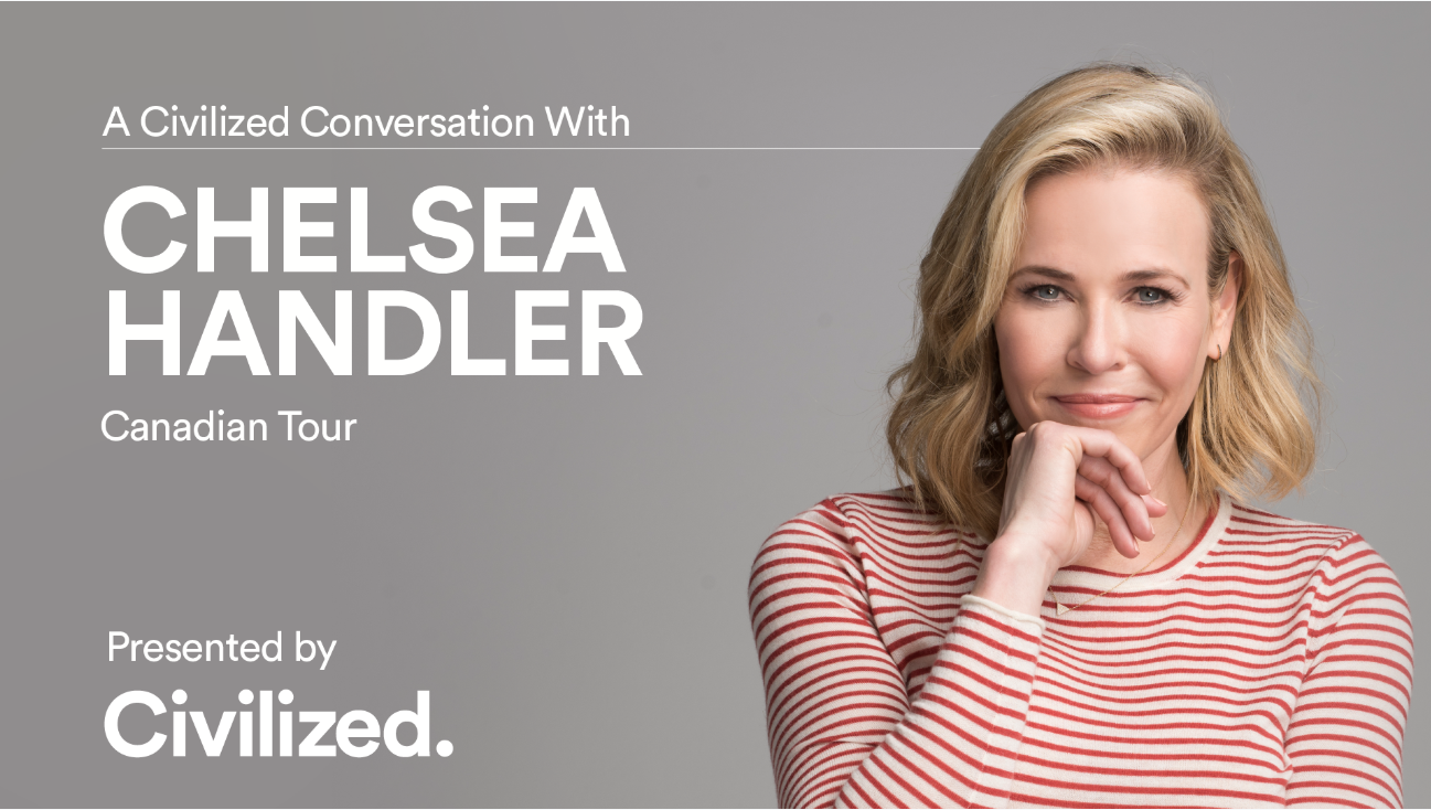 INTERVIEW: Chelsea Handler on her Winnipeg appearance with Civilized.